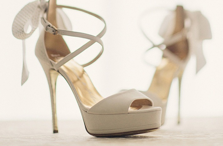 wedding accessories inspiration best of tuesday shoesday beige strappy platforms