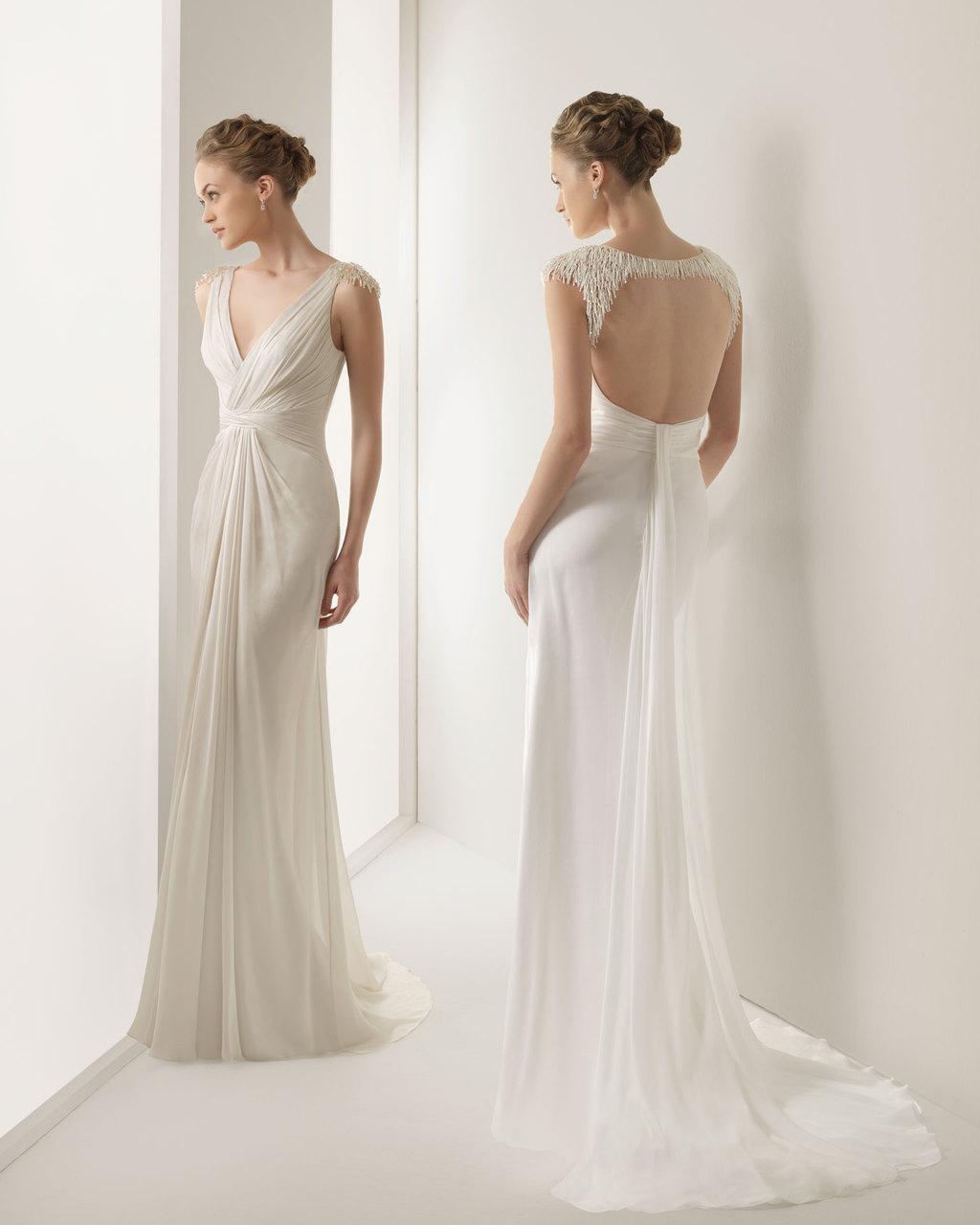 2013 wedding dress soft by rosa clara bridal gowns jade 2 for Wedding dress rosa clara