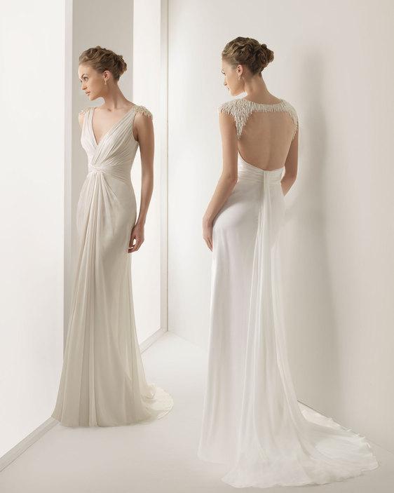 2013 Wedding Dress Soft By Rosa Clara Bridal Gowns Jade 2