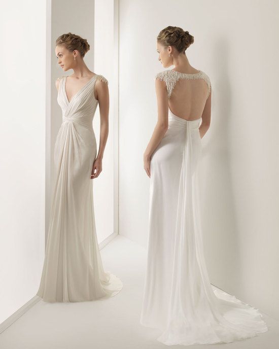 2013 wedding dress Soft by Rosa Clara bridal gowns Jade 2