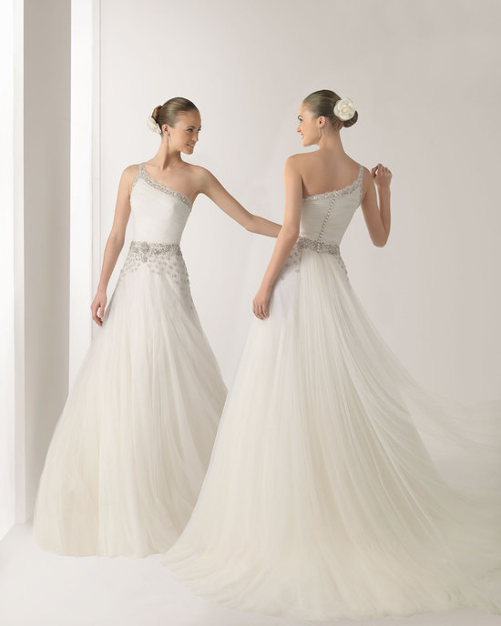 2013 wedding dress Soft by Rosa Clara bridal gowns Jazz