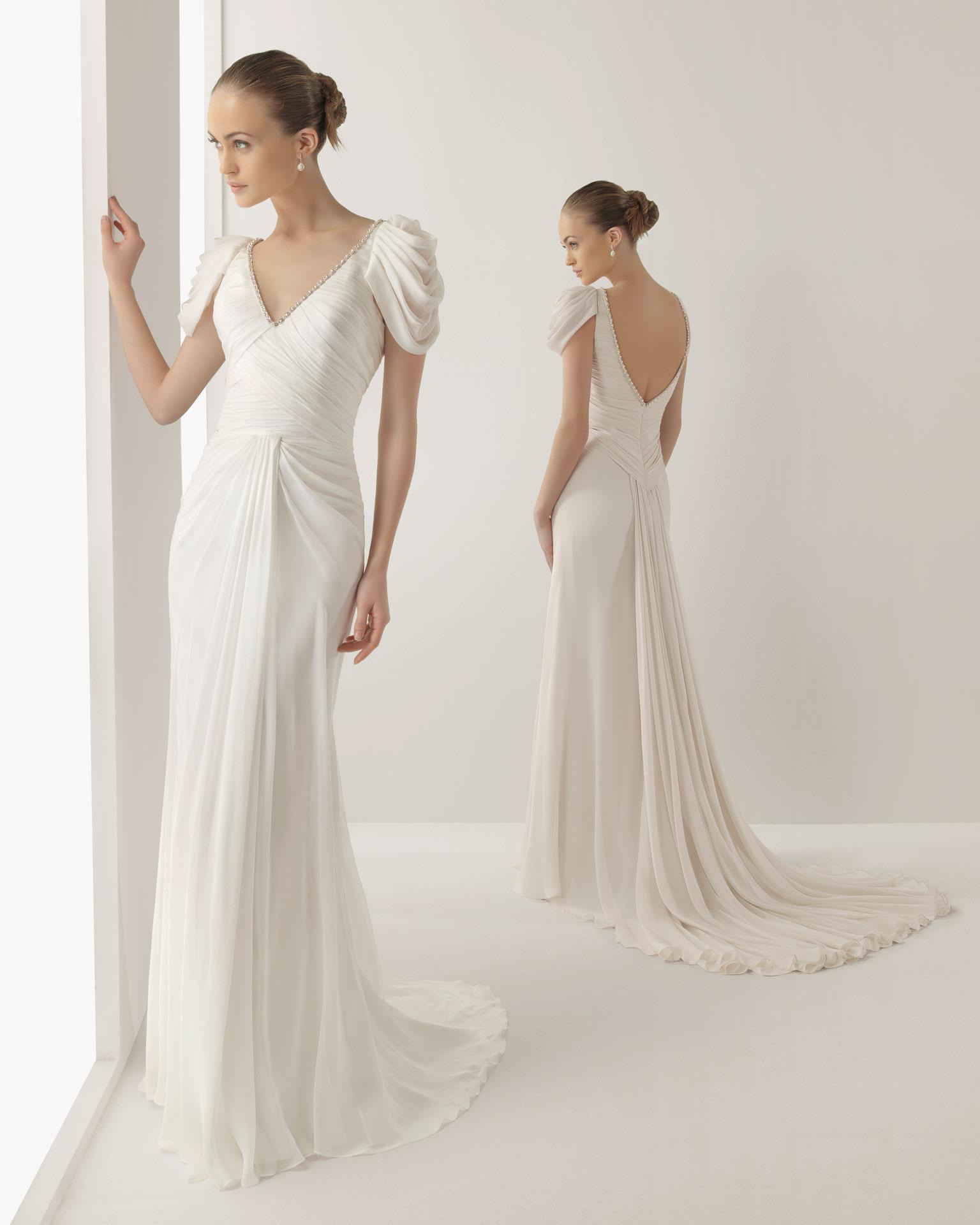 2013 wedding dress soft by rosa clara bridal gowns jardin for Wedding dress rosa clara