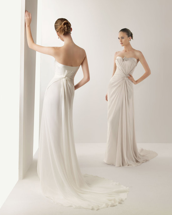 2013 wedding dress Soft by Rosa Clara bridal gowns Jardin