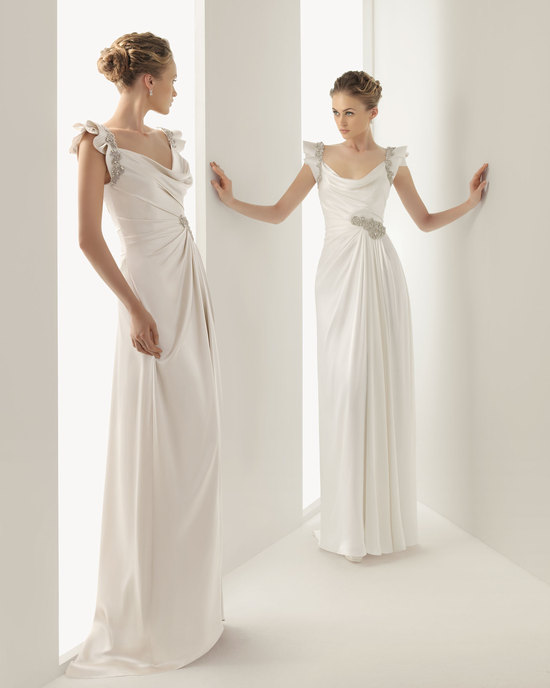 2013 wedding dress Soft by Rosa Clara bridal gowns Jaipur