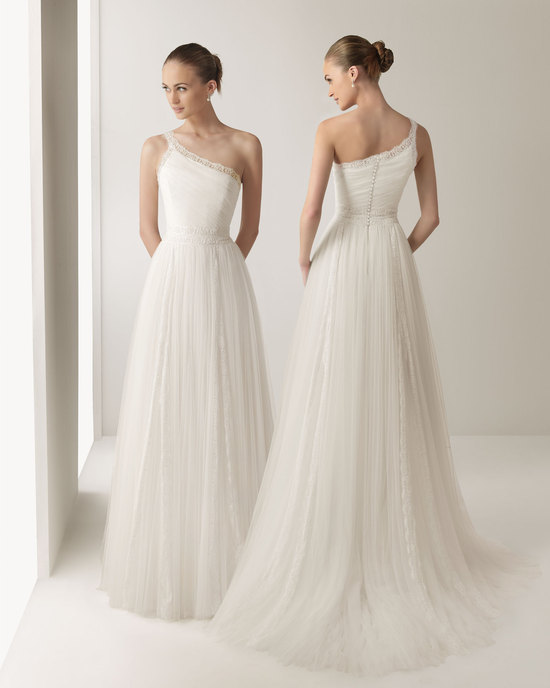 2013 wedding dress Soft by Rosa Clara bridal gowns Jimena