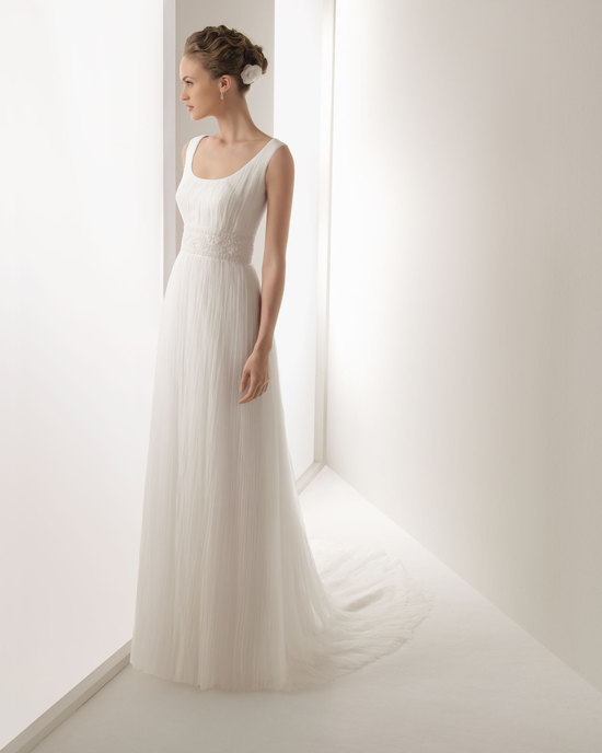 2013 wedding dress Soft by Rosa Clara bridal gowns Joel 2