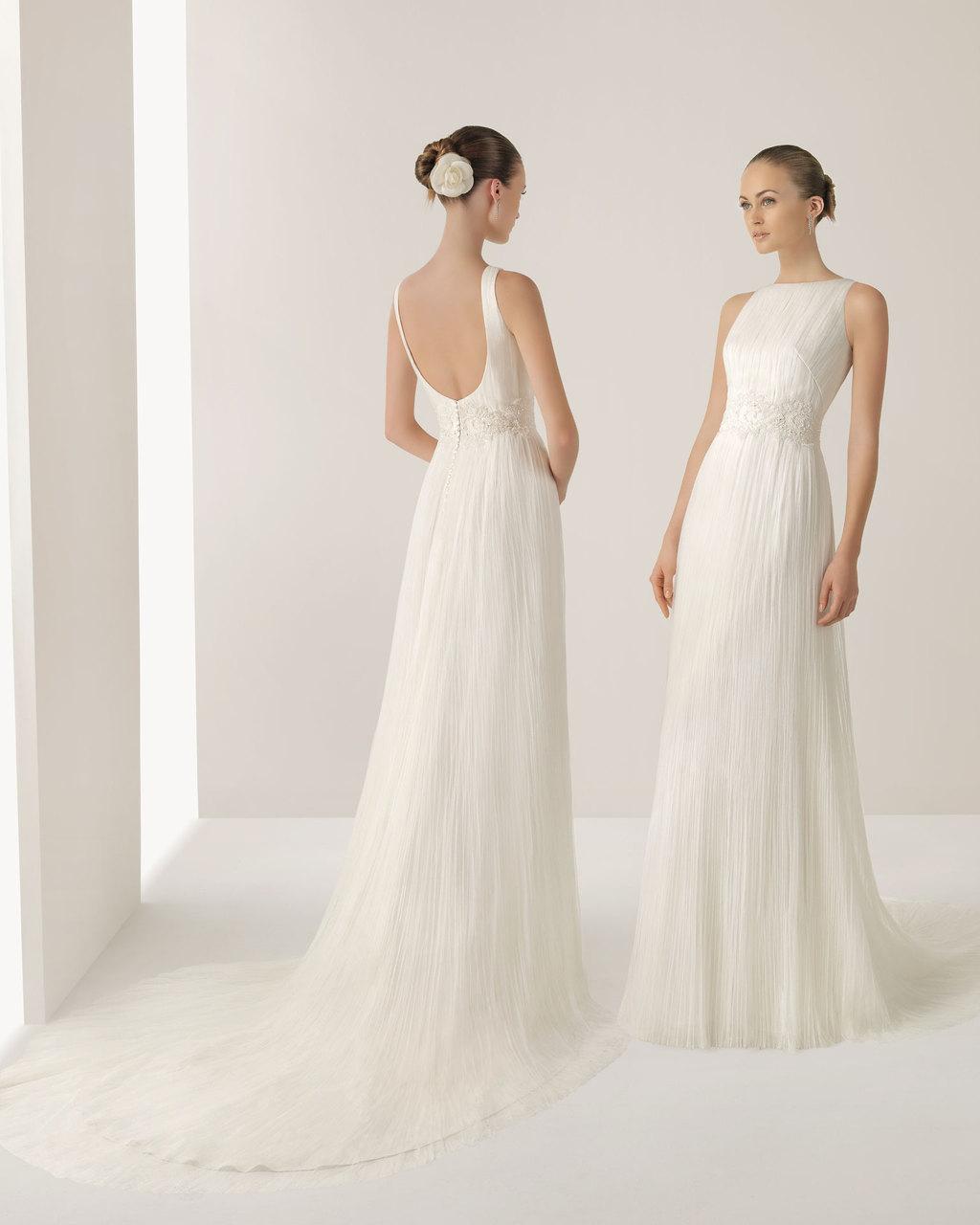 2013 wedding dress Soft by Rosa Clara bridal gowns Jordan