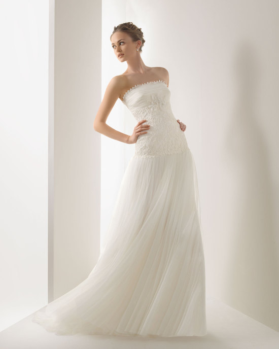 2013 wedding dress Soft by Rosa Clara bridal gowns Judith