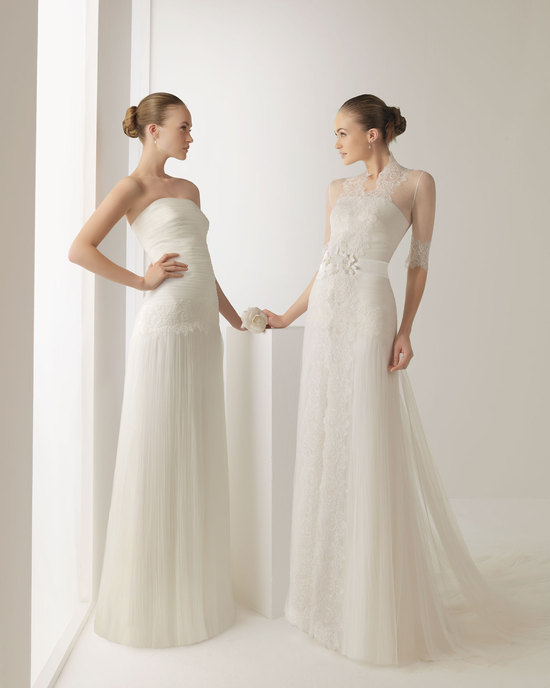 2013 wedding dress Soft by Rosa Clara bridal gowns Juno