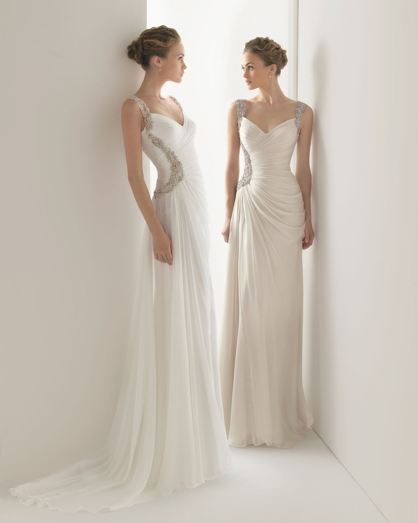 photo of 2013 wedding dress Soft by Rosa Clara bridal gowns Jara