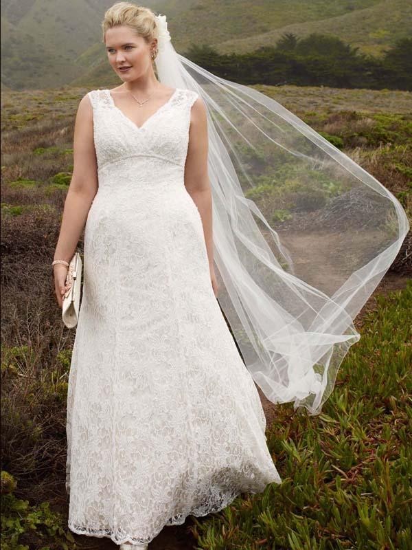 Fantastic Wedding Dress Davids Bridal Women Bridal Gown Fall 2012 9wg3464 V2