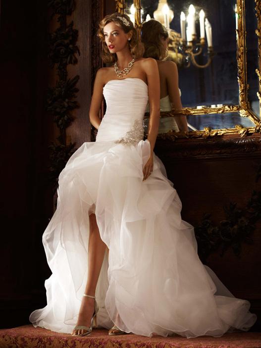 wedding dress galina signature davids bridal fall 2012 bridal gown spk472