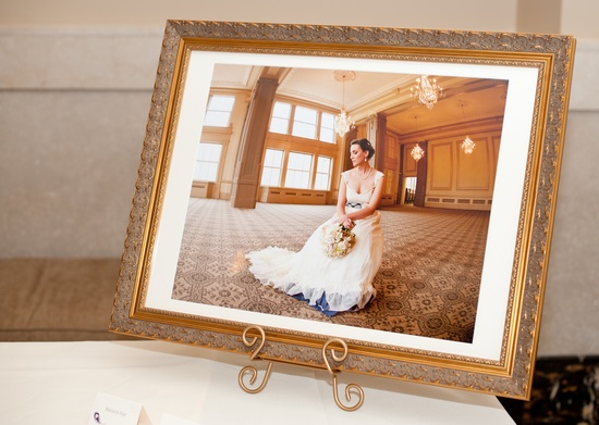 vintage inspired wedding in Richmond VA bridal portrait 2