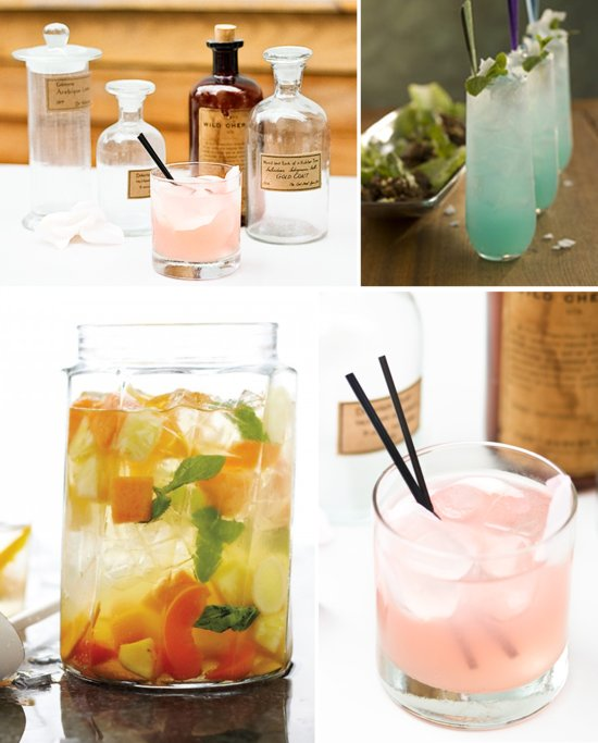 photo of 5 Signature Wedding Cocktails to Keep You Cool
