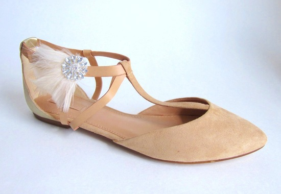 pretty little wedding shoe clips fun affordable bridal accessories 10