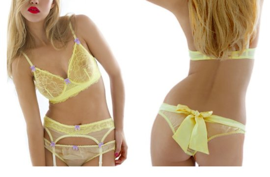 photo of Gold Medal Worthy Wedding Night Lingerie