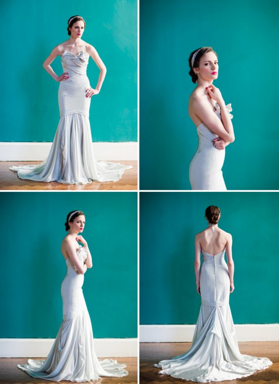 2013 wedding dresses Carol Hannah of Project Runway romantic bridal gowns 3