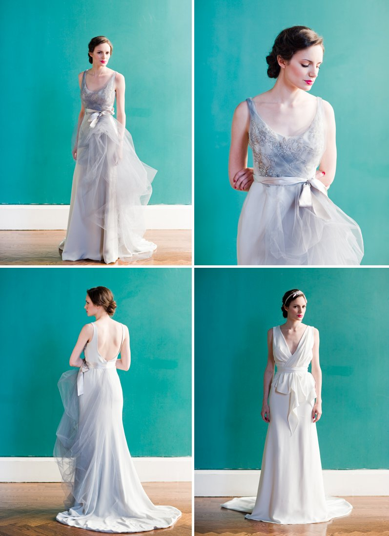 2013 wedding dresses Carol Hannah of Project Runway romantic bridal gowns 2