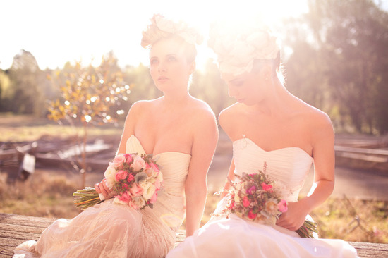photo of Dreamy Wedding Hair and Makeup