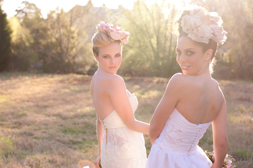 Romantic-wedding-hair-makeup-inspiration-4.full