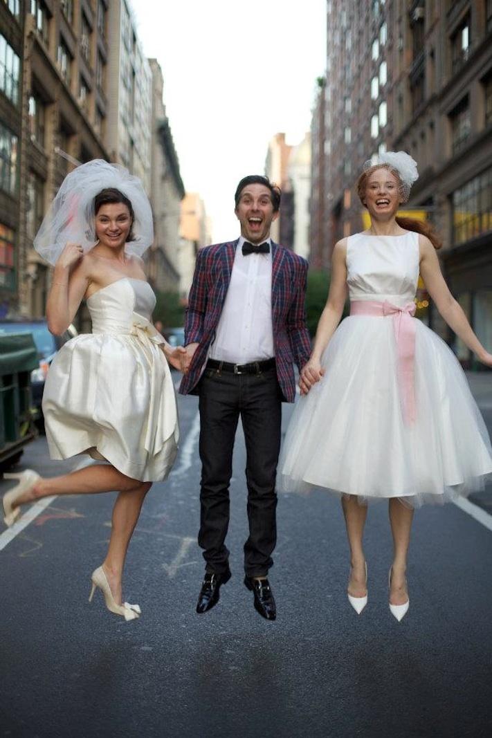 City-bride-tea-length-wedding-dresses.full