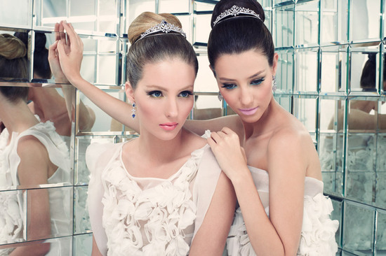 photo of Gorgeous Bridal Beauty Looks to Show Your Wedding Makeup Artist