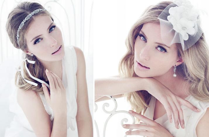 bridal beauty inspiration wedding makeup ideas 15 OneWed.com