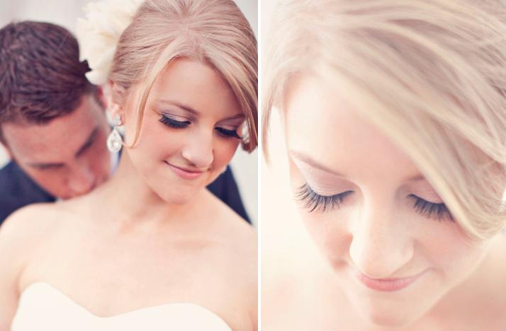 Wedding Hair And Makeup Inspiration : bridal beauty inspiration wedding makeup ideas 13 OneWed.com