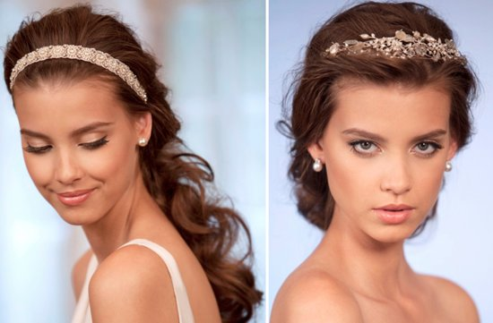 bridal beauty inspiration wedding makeup ideas 9