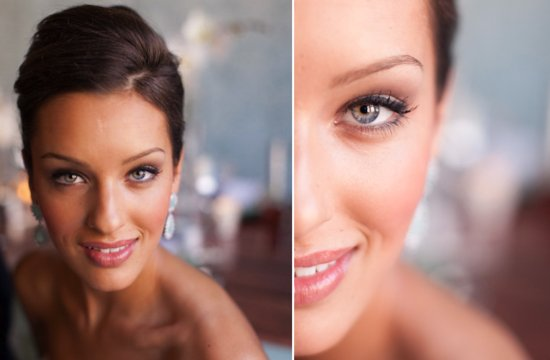 bridal beauty inspiration wedding day makeup ideas 1