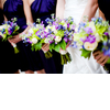 Purple-green-wedding-inspiration-bridal-bouquet-with-bridesmaids.square