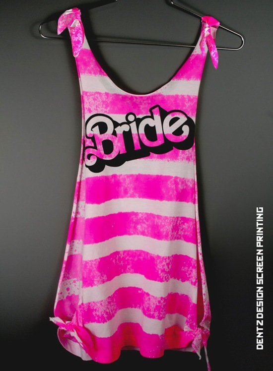 affordable gifts for the bride bachelorette party or shower tie dye tank