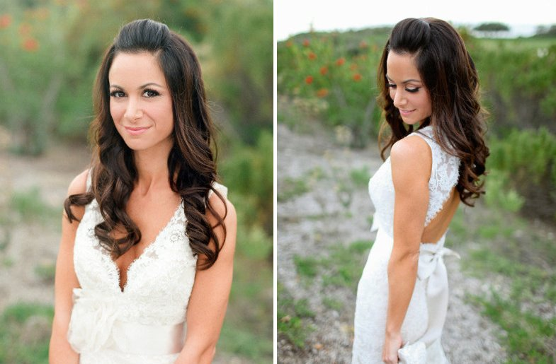 Wedding hairstyles bridal beauty