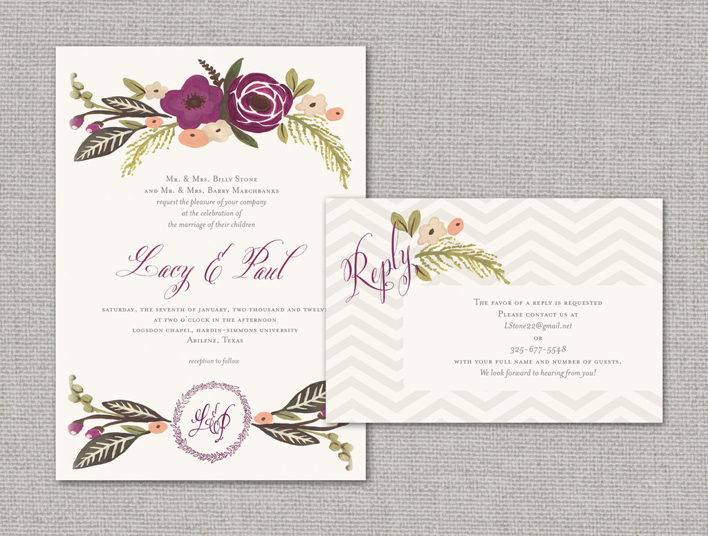 Elegant-wedding-invitations-with-florals-chevron.full