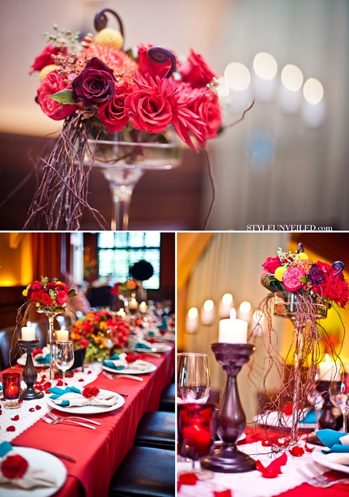 photo of Wedding Theme Inspiration: Hot Havana Nights