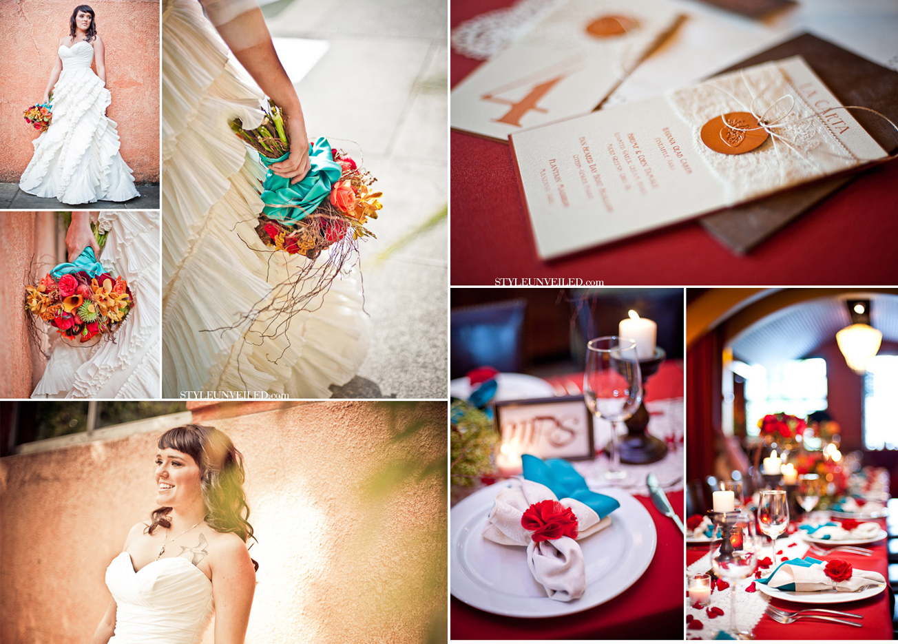 Creative Wedding Themes Reception Inspiration Havana