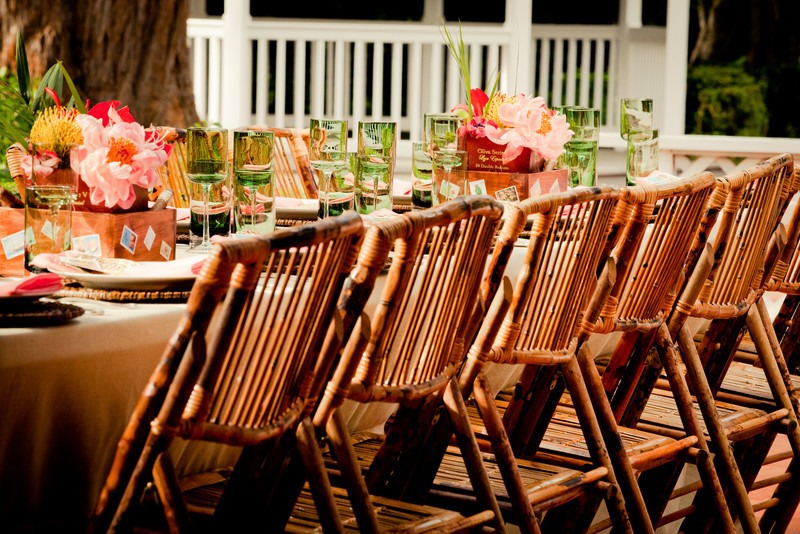 Havana Nights Wedding Style Themed Reception Ideas Tablescape