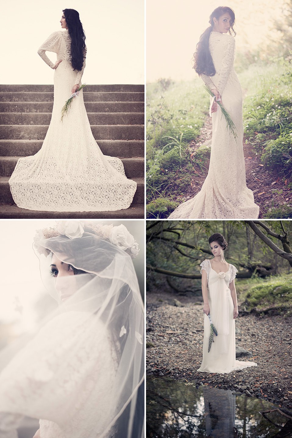 Romantic-wedding-inspiration-vintage-inspired-bridal-style-3.full