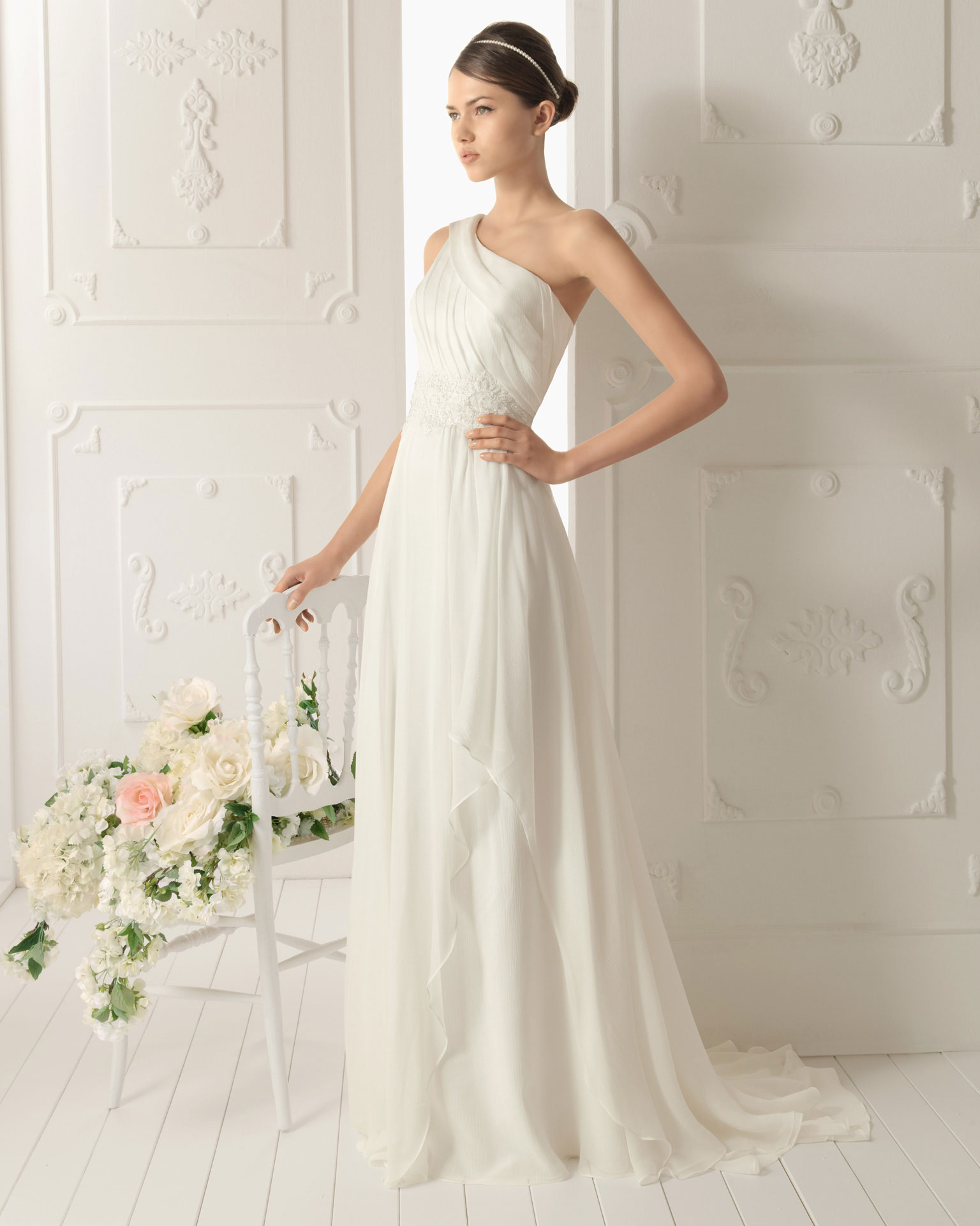2013 wedding dress aire barcelona bridal gowns remir for Wedding dresses in barcelona spain