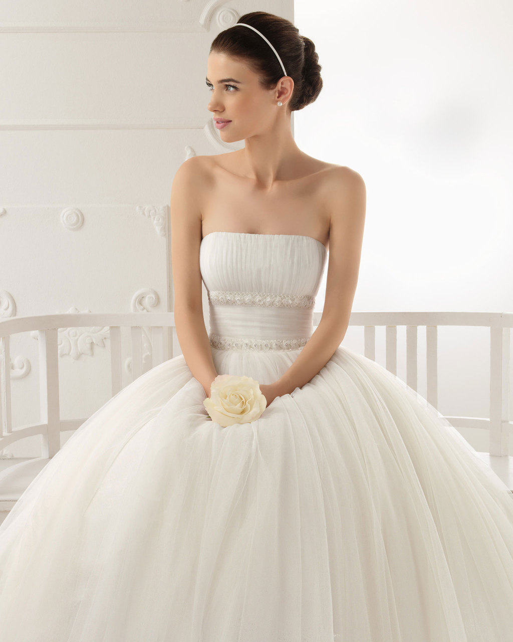 Wedding Gown 2013: 2013 Wedding Dress Aire Barcelona Bridal Gowns Renzo