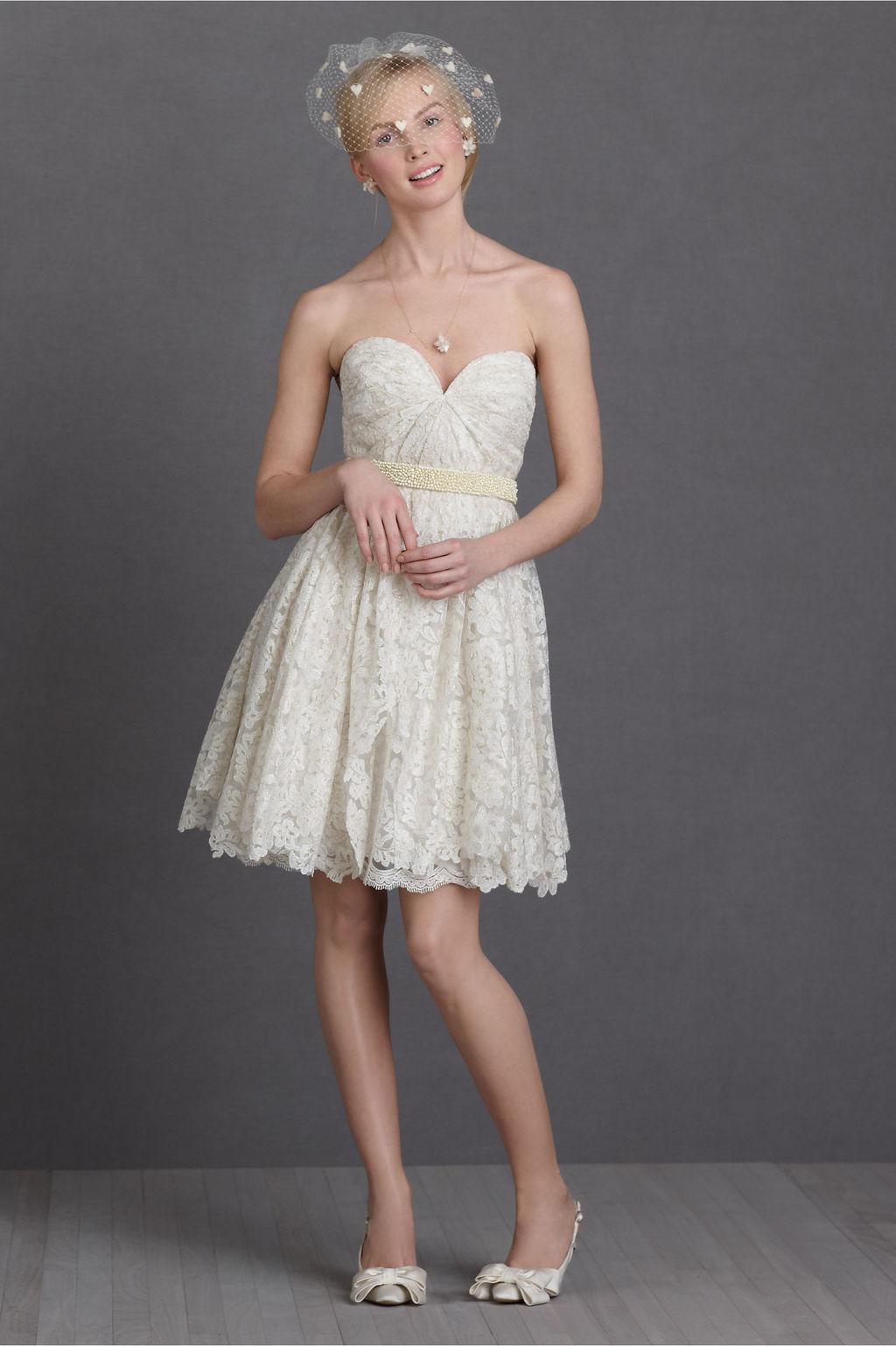 d534198f3876 little white wedding reception dresses romantic LWD from BHLDN 1
