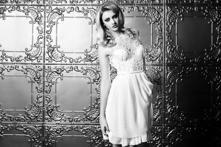 Lace-lwd-little-white-wedding-dress-for-the-reception-sarah-seven-black-and-white.full