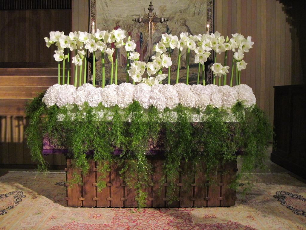 White wedding flowers we love amaryllis hydrangeas 10 white wedding flowers we love amaryllis hydrangeas junglespirit Gallery