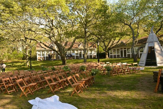 celebrity wedding inspiration bohemian romance real wedding outdoor ceremony
