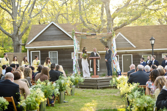 celebrity wedding inspiration bohemian romance real wedding vows