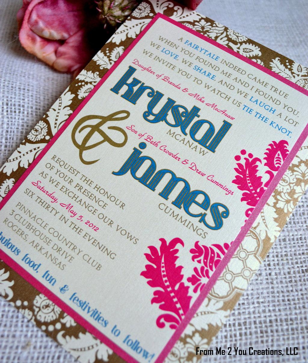 Fuchsia-gold-blue-wedding-invitations-unique-wedding-stationery.full