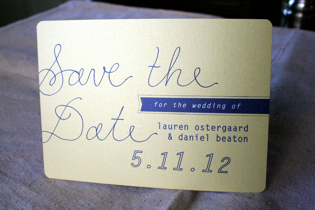 Wedding-color-inspiration-navy-blue-bridal-wedding-finds-vintage-save-the-date-cursive.full