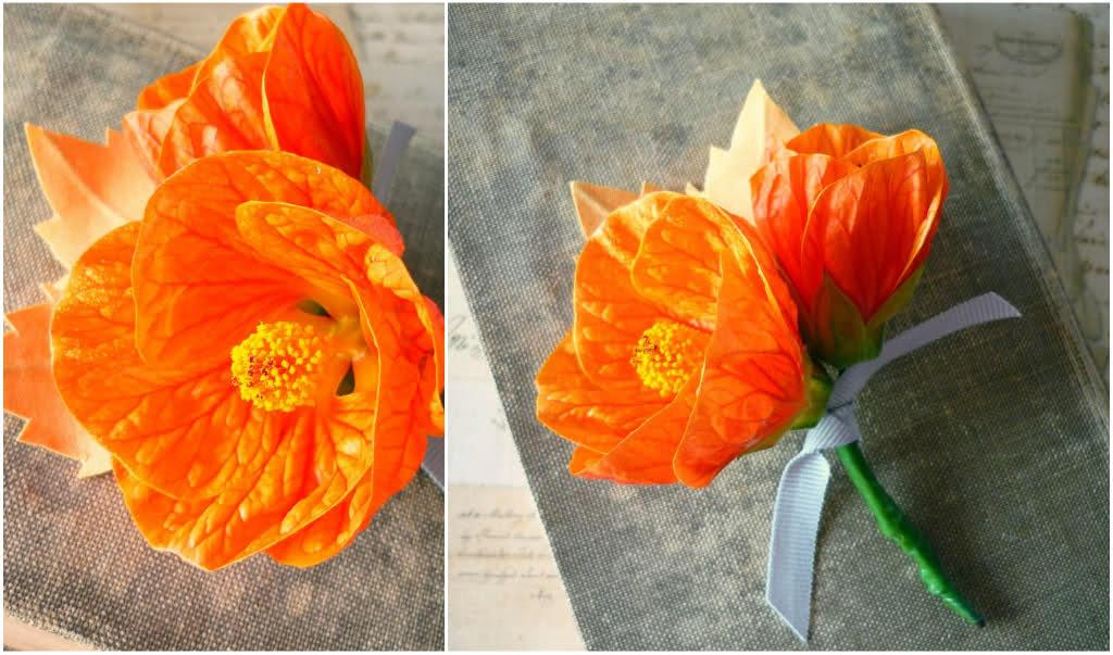 Summer-wedding-diy-projects-creative-wedding-ideas-orange-boutonniere.full