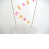 Summer-wedding-diy-projects-creative-wedding-ideas-cake-bunting-orange-pink.square