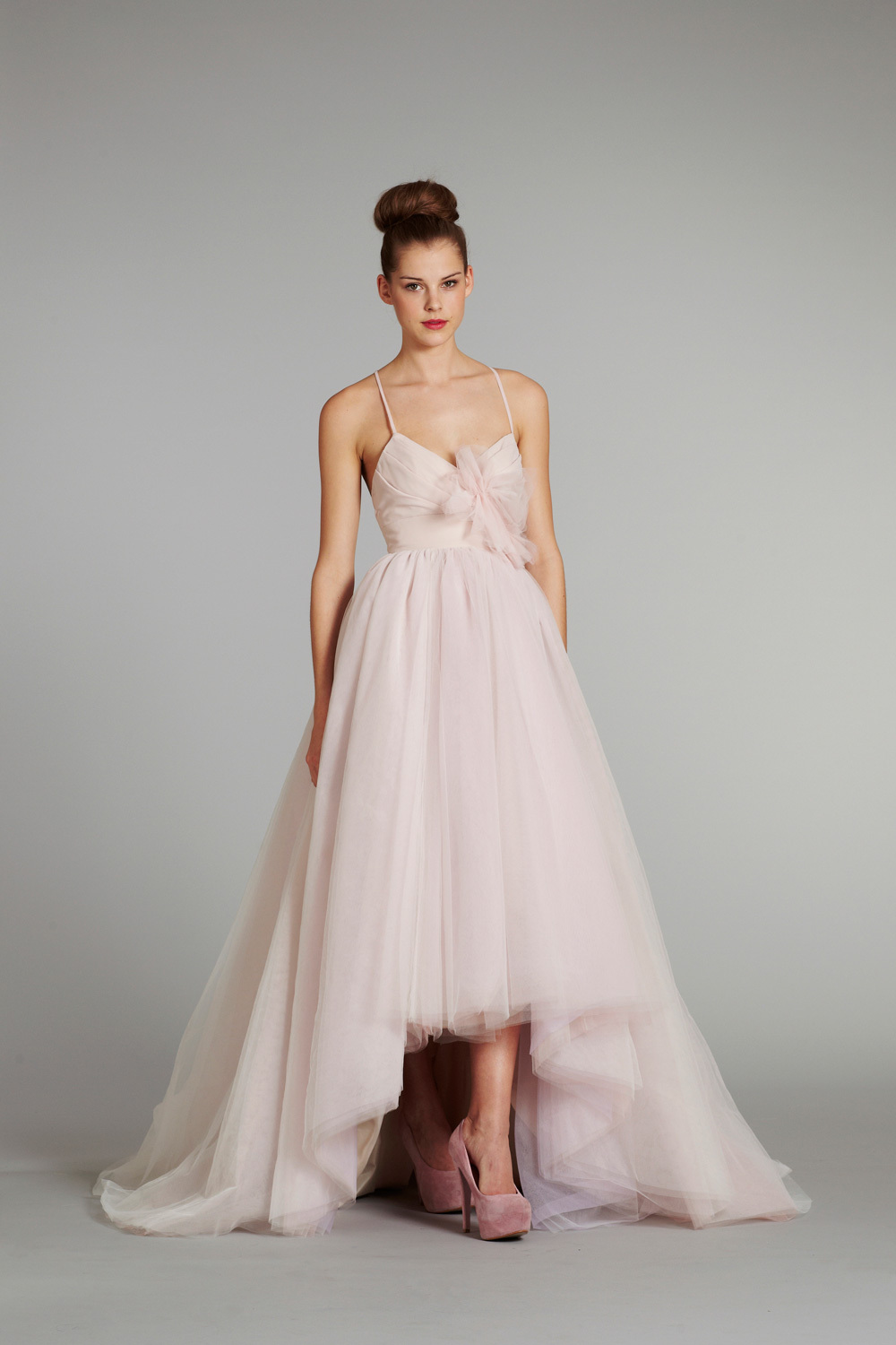 wedding dresses bridal gown Blush collection for JLM couture Lilac